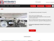 A. G. Electric, Christiansfeld A/S