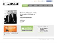 Intension Registreret Revisionsaktieselskab