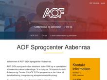 A O F Sprogcenter